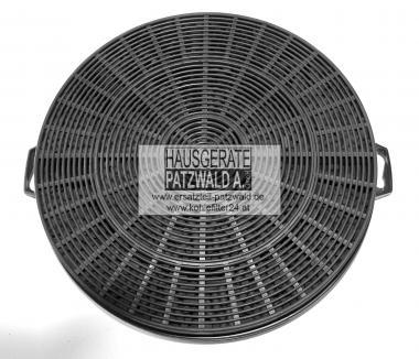 Kohlefilter passt für 5029091300, 481281718524, B210 EVH-XTRA®