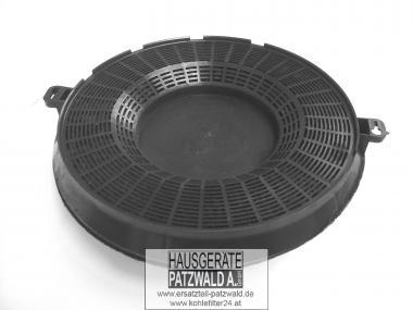 Kohlefilter, passt für EFF48, AMC037, FIL900, Typ 48, KF48, EVH-XTRA®