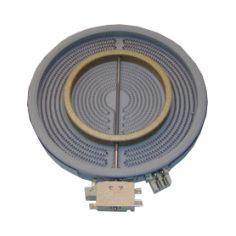 Kochzone, Strahlheizkörper, EGO,1058211004, 180/120 mm, Energieregler