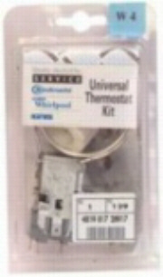 Atea,Thermostat-Set W4 PHILIPS/BAUKNECHT orig.