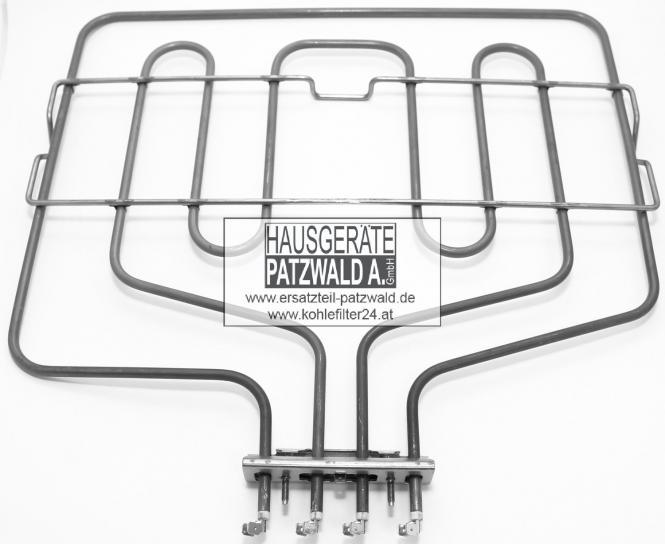 Oberhitze passt für 00290149, Backofenheizung ,Bosch, Siemens, EVH-XTRA®