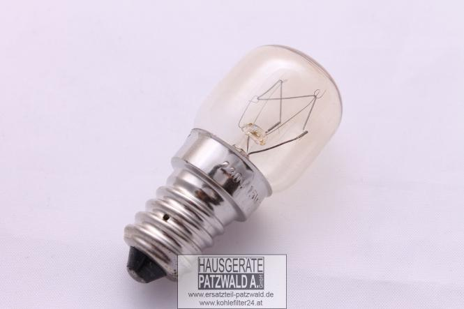 Lampe, Leuchte, Backofenlampe, 300 Grad C
