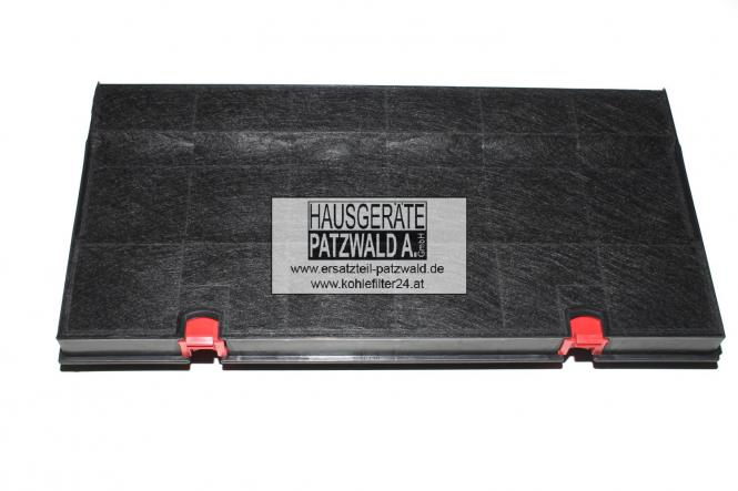 Aktivkohlefilter passt für Typ150, DKF24, 5025156100, 481948048331, EVH-XTRA®