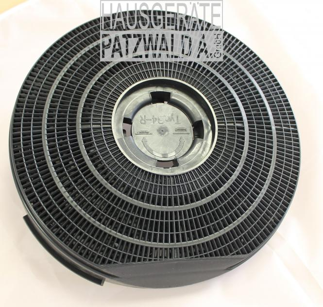 Aktivkohlefilter passt für 481248048032, Typ 34 EVH-XTRA®