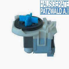 Pumpe,481236018558, WHIRLPOOL ,BAUKNECHT