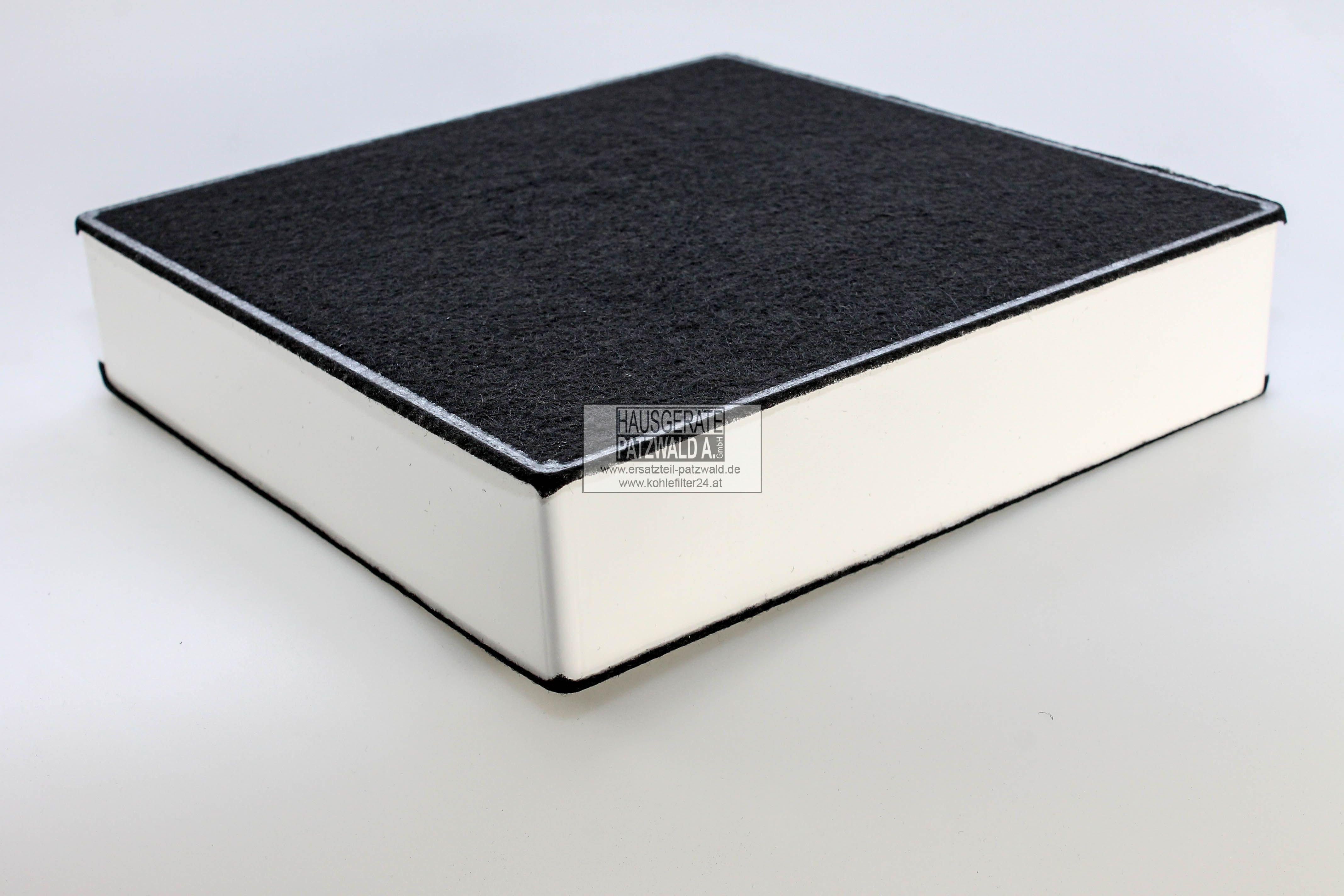 Universal Aktivkohlefilter MI 160 Umluftfilter D= 21cm Filter Dunstabzugshaube