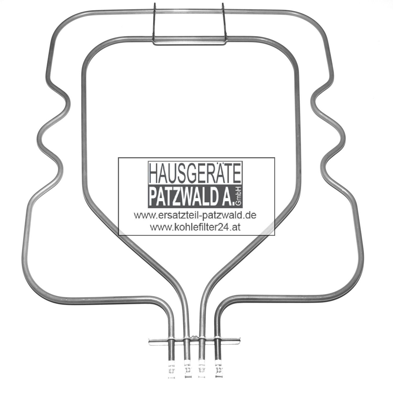 Unterhitze EGO 20.40055.001 Backofenheizung Bosch Siemens 00212622