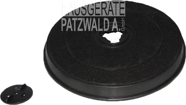 Ersatzteile fur haushaltgerate kohlefilter lz27001 for Runde abzugshauben
