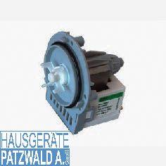 Ersatzteile f haushaltger te pumpe umflutpumpe - Bosch geschirrspuler fehlercode tabelle ...